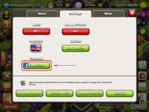 conectar-clash-of-clans-con-facebook