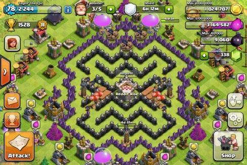 mejor orden del castillo del clan