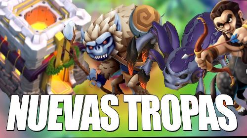 nuevas-tropas-clash-of-clans