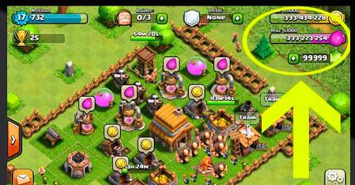 como-hackear-clash-of-clans