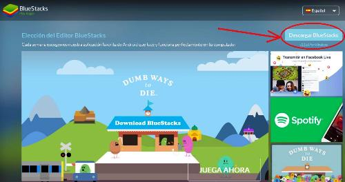 descargar-bluestacks-2-geometry-dash