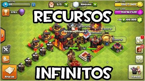 clash-of-clans-ilimitado