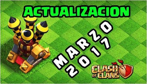 actualizacion-clash-of-clans-marzo-2017