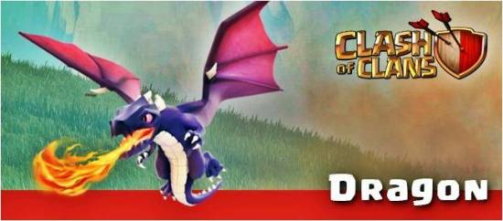 dragon-clash-of-clans