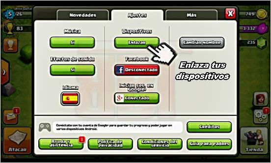 recuperar-aldea-clash-of-clans