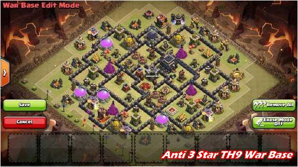anti-3-star-th9-war-base