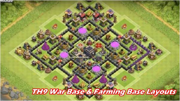 th9-war-base-and-farming-base-layouts
