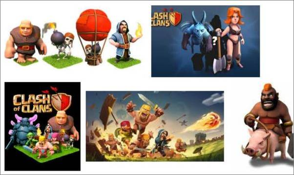 personajes-de-clash-of-clans