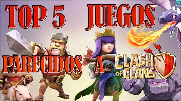 juegos-parecidos-a-clash-of-clans