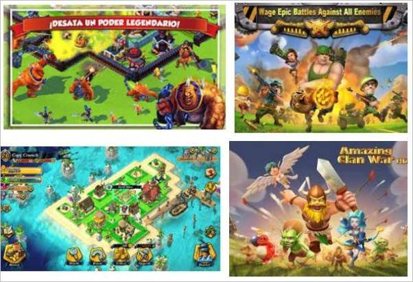 juegos-similares-a-clash-of-clans