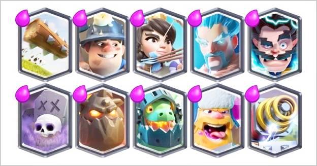 cartas-clash-royale