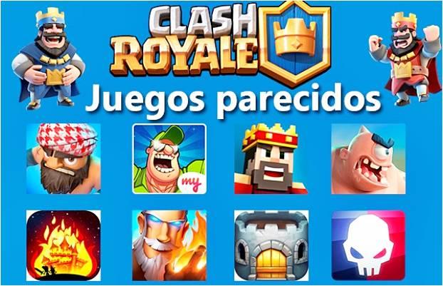 juegos-iguales-parecidos-clash-royale