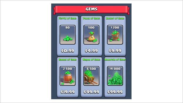 como-comprar-gemas-en-clash-royale