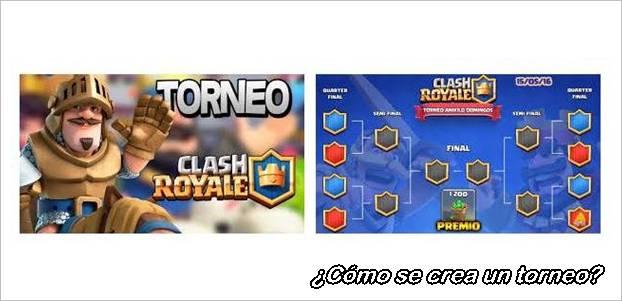 como-crear-un-torneo-en-clash-royale