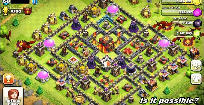 how to get infinite gems in clash of clans 2018